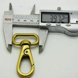 鎖カラー袋のためのSnaplのホックの旋回装置のスナップのホック