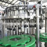 3 en 1 de agua de soda carbonatada Llenado y Tapado maquinaria