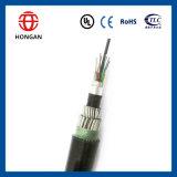 Câble fibre optique sous-marin pour l'installation submersible GYTA333