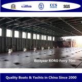 Un traghetto di RO/RO di Bestyear di 70m