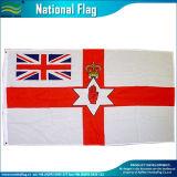 La historia de poliéster Nacional bandera de Irlanda del Norte de Irlanda del Norte banderas del Ulster (J-NF05F03106)