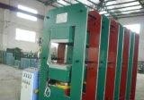 Máquina de borracha Vulcanizing da placa do Vulcanizer da imprensa da correia transportadora