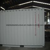 Удобный контейнер дома в контейнер