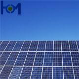3.2mm PVのモジュールの使用によって強くされる極度の白い太陽ガラス