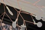 رافعة مستديرة تصميم [لد] ثريا إنارة في [دي1060]