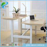 전기 고도 조정가능한 사무용 가구 4 다리 서 있는 책상은 또는 앉는다 대 책상 (JN-SD540)를