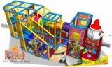 喝采の娯楽子供のサーカスのゾーンの主題の屋内運動場装置