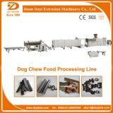 Apparatuur die de van uitstekende kwaliteit van de Verwerking van het Voedsel van de Kauwgom van de Hond van het Huisdier de Extruder van de Machine maken