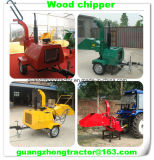 自己力の油圧木製の砕木機、木製の粉砕機の砕木機