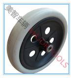 Roda PU 200X50 com rolamento de esferas