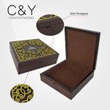 Boîte de empaquetage de piano de fini à chocolat de luxe fait sur commande de Woodden