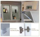 2017 новая мебель кухни лоска Lacquer/UV хорошего качества способа высокая (ZX-039)