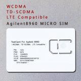 3G 4G WCDMA LTE TD-SCDMA carte test carte de téléphone carte Micro SIM pour Agilent 8960