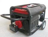 Générateur d'essence portatif électrique portable 6kw / 7kVA 8000 Ohv