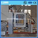 機械価格を作る木のドアを切っているドイツの木工業機械装置MDF