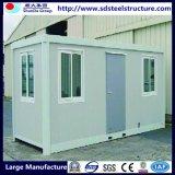 Chambre de conteneur de construction de lumières à vendre
