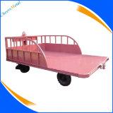 De Aanhangwagen van de Kar van de Bagage van het Pakhuis van de luchthaven