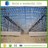 Edificio de acero modular del almacén hecho en China
