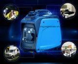 Kompakter super leiser Inverter-Benzin-Generator mit Zustimmung
