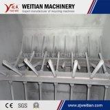 Máquina plástica do triturador do frasco do eixo do gêmeo da venda direta da fábrica