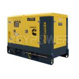 30kVA молчком тип генератор Чумминс Енгине тепловозный с сертификатом Soncap