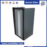 Filter HEPA voor het Schoonmaken van de Lucht met v-Bank