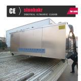 Limpador ultra-sônico de tanque de remoção de aço inoxidável