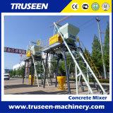 可動装置によってプレキャストされるHzs35具体的な区分の工場建設機械