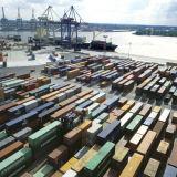 Транспортировочный контейнер из Китая в Южной Америке