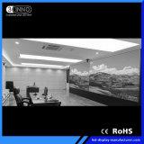Il livello ultra alto di definizione di P1.9mm la video parete di velocità di rinfrescamento per la visualizzazione di radiodiffusione
