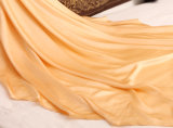 100% puro lujo Mulberry suave la piel de seda ropa de cama
