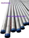 Chinois de qualité supérieure pour la vente de tubes en acier inoxydable