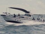 32FT Panga Cabina de modelo de barco de pesca