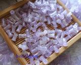 宝石類の部分自然な紫色のタケビード
