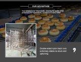 Riga calda del dispositivo di raffreddamento del pane di vendite della fabbrica con supporto tecnico professionale