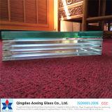 glace de flotteur claire de 1-19mm pour le guichet/glace de construction