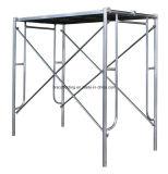 914mmの鋼鉄石大工の梯子の足場フレームシステム