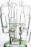 Più nuovo tubo di acqua di vetro di vetro del riciclatore del tubo di fumo