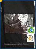 Sacchetti di indumento non tessuti pieghevoli personalizzati del coperchio del vestito