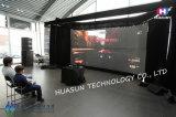 Faltbarer LED Bildschirm der HD Qualitätsfür Stadium, Konzert