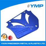 Máquina CNC de aluminio de alta precisión con certificado ISO9001