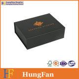 Rectángulo cosmético de empaquetado rígido de papel modificado para requisitos particulares del perfume