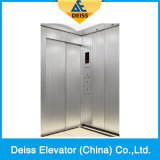 Лифт пассажира дома передачи с желобчатым ведущим шкивом Vvvf селитебный от фабрики Китая