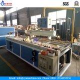 Máquina plástica del estirador del perfil del marco de ventana de la calidad PVC/WPC