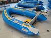 peschereccio di gomma della barca Hy-E250 di sport del crogiolo gonfiabile di PVC di 2.5m da vendere