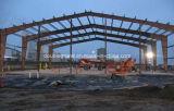 조립식 가벼운 강철 구조물 집 Prefabricated 건축 작업장