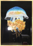 Medusas Cloisonne pintura a óleo Arte