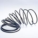 De nylon Kabel van het Jasje, Stevig Naakt Koper Thhn
