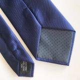 Relation étroite faite sur commande de collet de logo tissée par jacquard en gros, relations étroites de polyester (L015)