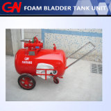 Panier en mousse / Réservoir de mousse mobile / Unité de lutte contre l'incendie